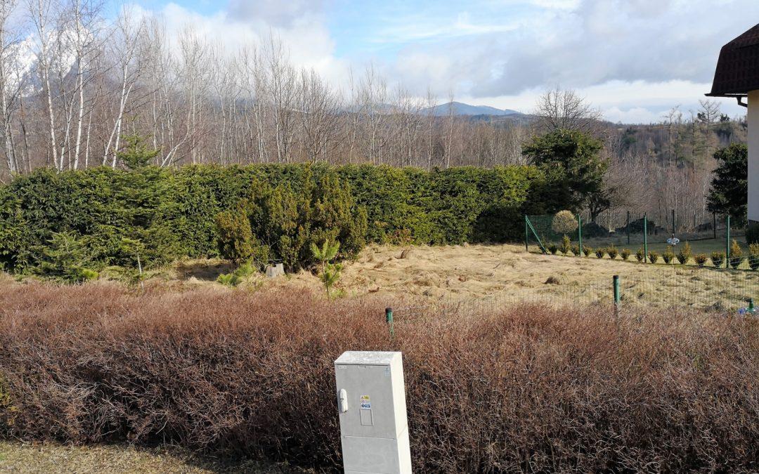 Priestranný pozemok – Dolný Smokovec